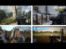 LEWIS GUN COMPARISON Battlefield 1, Call Of Duty WW2, Verdun, Garrys Mod