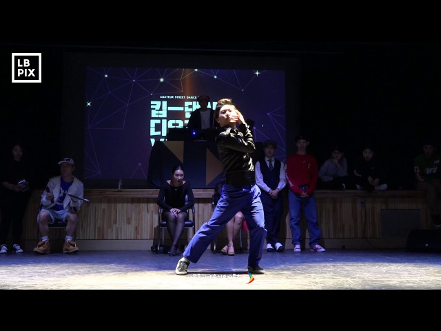 [WAACK TOP8]SERI.P CALCIFER vs PARKJI-IN SOULA @ KEEP DANCING THE ORIGIN vol.14 | LB-PIX