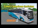 Автобус Comil Campione Invictus 6X2 для Omsi 2