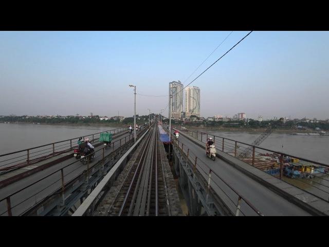 Train Driver record 1901 Long Bien Hanoi Quan Trieu Thai Nguyen 2017