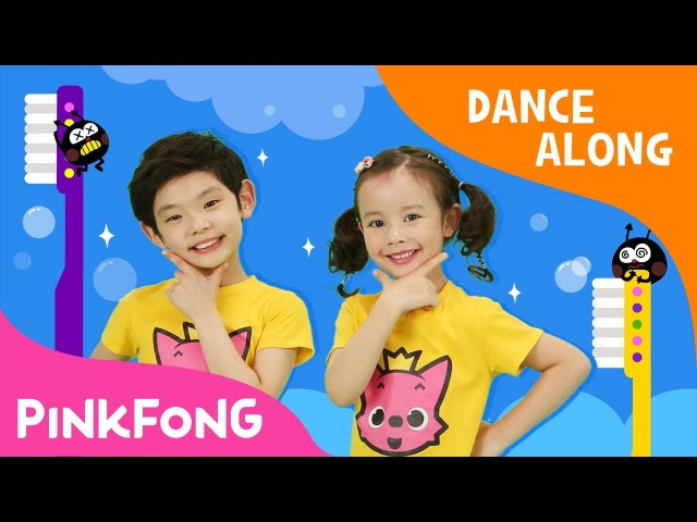 Brush your Teeth | Dance Along | Pinkfong Songs for Children