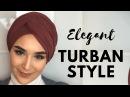 Elegant Turban Style l 2 Pins Only!!!