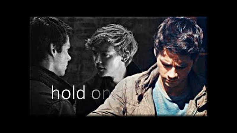 Newt thomas hold on i still need you tdc
