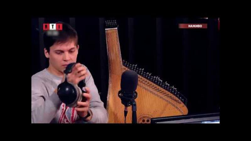 Ярослав Джусь – бандурист, композитор, ініціатор проектів «Bandura style» та «Шпиляст...