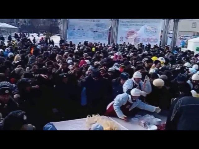 ДРАКА ЗА ЕДУ! ИНТЕЛЛЕКТ VS СКРЕП!