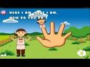Семья пальчиков Finger Family.Семья песенка