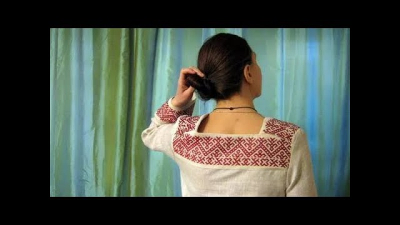 Как сшить платье из льна своими руками. Забытая технология обработки льня на Руси