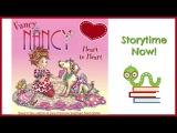 Fancy Nancy Heart to Heart - By Jane O'Connor Children's Books Read Aloud