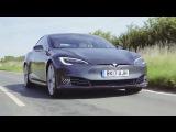 The Tesla Model S P100D Chris Harris Drives Top Gear