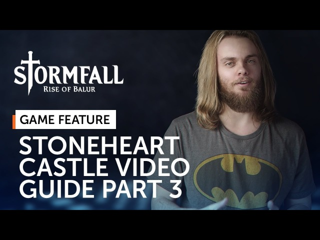 Stormfall: Rise of Balur - Stoneheart Castle Video Guide Part 3