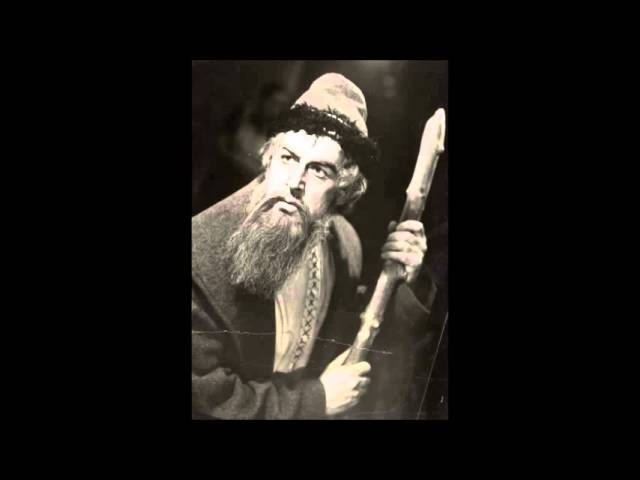 М. Глинка - Ария Сусанина из оперы Иван Сусанин