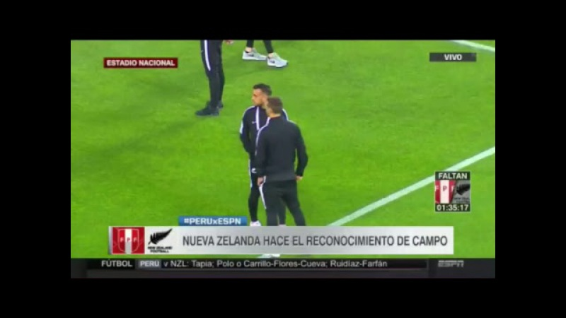 PREVIA Perú vs Nueva Zelanda - Previa Repechaje Rusia 2018