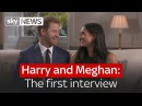 Prince Harry and Meghan Markle: The first interview