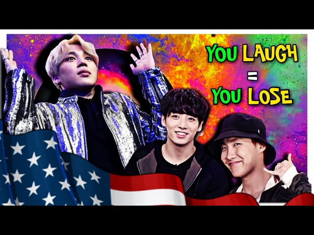 [NEW] BTS ''You Laugh = You Lose'' Challenge