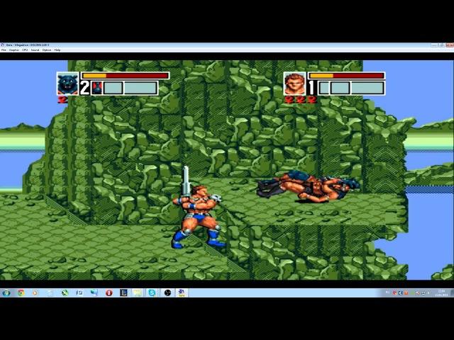 Segaplay Golden Axe 3 by Necros and Null