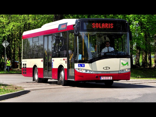 Solaris Alpino 8,9 LE 2008
