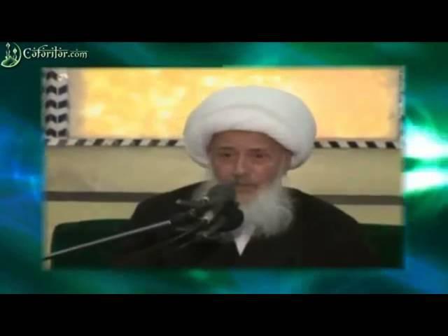Xanım Fatimə (səlamullahi əleyha) nə üçün Zəhra adlandırıldı - Ayətullah Vahid Xorasani
