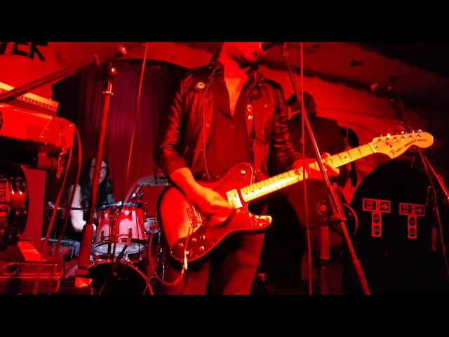 Algiers excerpt of Animals The Shacklewell Arms 07 06 17