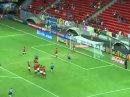 Gol de Pará de Falta Flamengo 0x1 Grêmio 24 08 13 BRASILEIRÃO 2013
