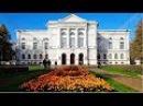Конференция,школа молодого ученого,нападение белки Неделя в Томске Часть2