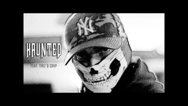 TomKarp Haunted feat Triz GRIP