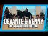 DEVANTE & VENNY (Afro Dance) // OrokanaWorld #ONTOUR LEEUWARDEN | Danceproject.info