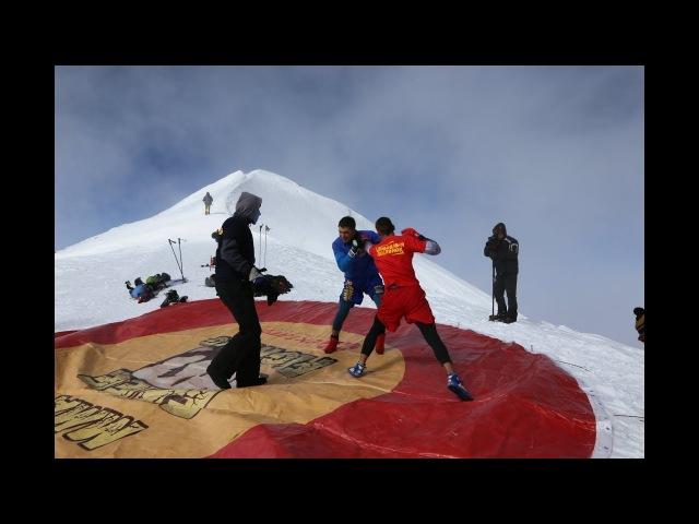 Битва Богов: Бой на вершине горы Эльбрус: Ты должен это увидеть