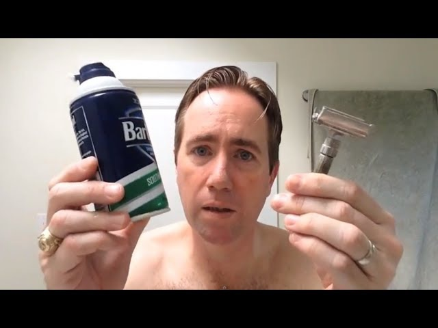 Shave Every Day with a Safety Razor