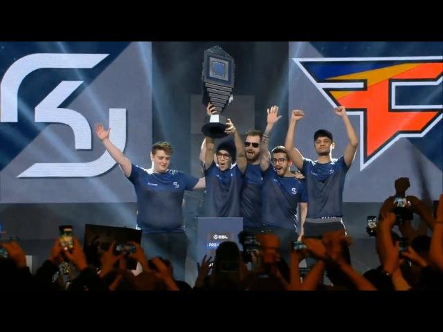 SK-gaming champion 3:1 vs FaZe Clan 🏆 ESL Pro League S6 CAMPEÃ champions Grand Final CyberWins