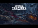 Armored Warfare Assault Global launch cinematic trailer