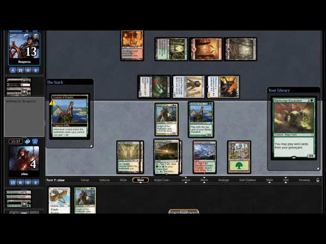 Modern Selesnya Value vs Rakdos Hollow One
