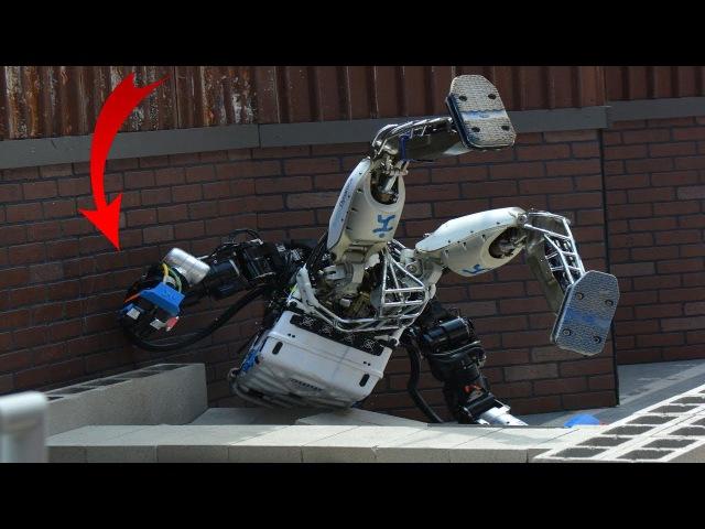 Топ 20 прикольных провалов роботов