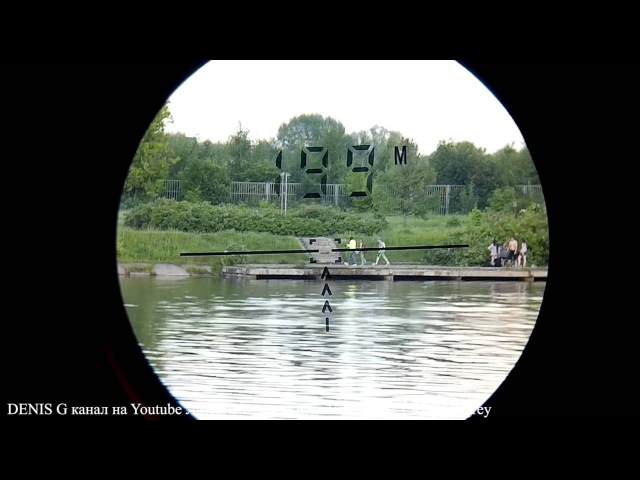 Обзор и тест. Лазерный дальномер Veber 6x21 LRF1000 grey