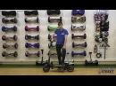 Электросамокат UBER Scoot ES07 Убер скут обзор и тест драйв Electrostreet