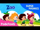 Oo | Woo Hoo in a Zoo | Super Phonics | Pinkfong Songs for Children