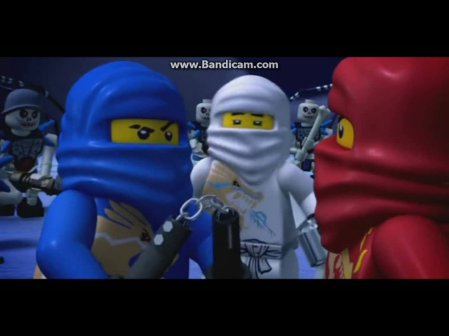 Лего Ниндзя го 1 сезон 4 серия (Weapons of destiny)