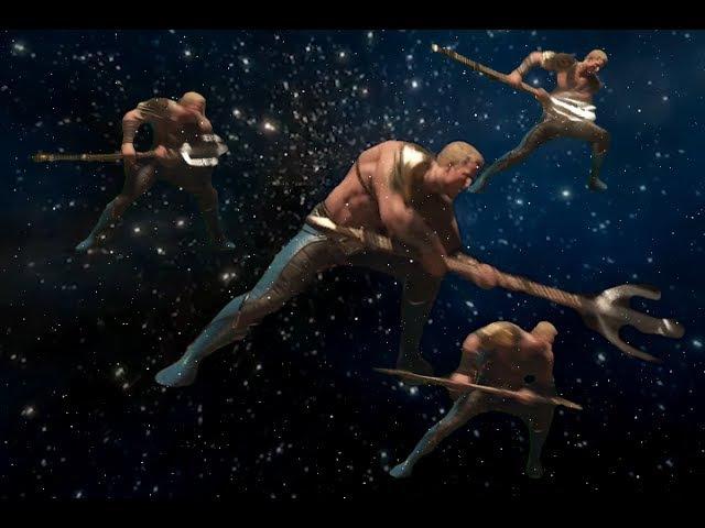 INJUSTICE 2 PRO SERIES - TRIDENT RUSH (Shooting Stars)