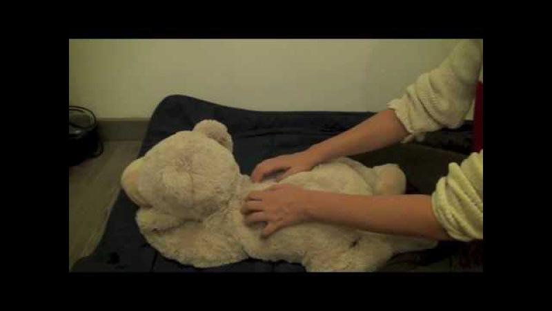 Massage ASMR with Nour Nour Bear Vocal Edt