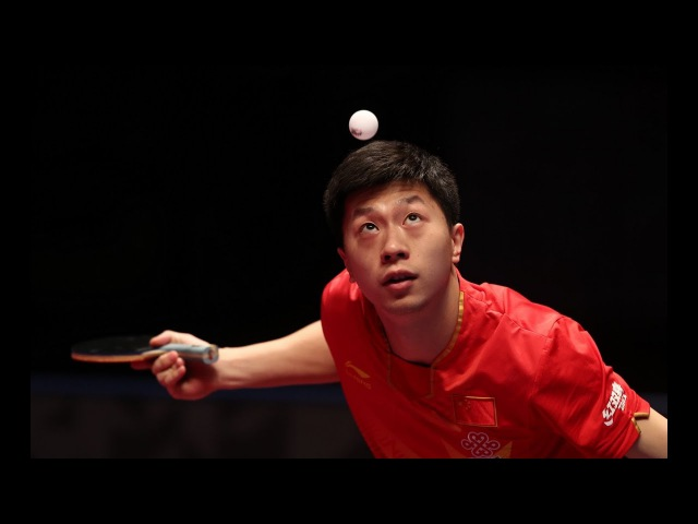 Ma Long vs Xue Fei (Chinese Super League 20172018)