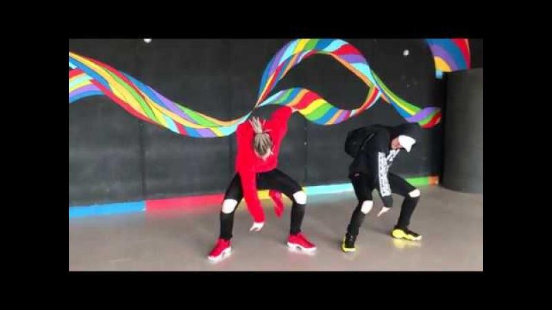 Ayo Teo - Like Us   HB1 freestyle dance   LikeUsChallenge