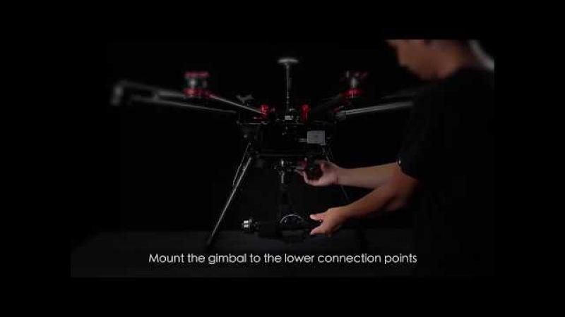 Стедикам DJI Подвес Zenmuse Gimbal Z15 для BMPCC Z15 BMPCC для Canon