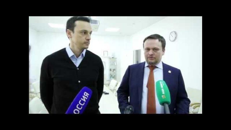 Открытия ФОКа в Окуловке