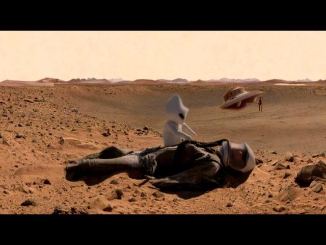 Что скрывает NASA Жизнь на Марсе Рассекреченная информация НЛО Новый фильм про пришельцев 2017