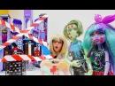 Doktor oyunu! MonsterHigh Toralei SU ÇİÇEĞİ oluyor ve herkese bulaştırıyor! kızoyunları