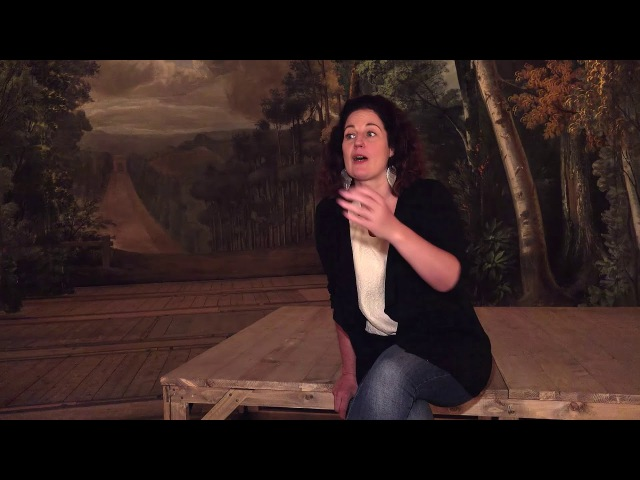 Le vocabulaire du Petit Théâtre de Marie Antoinette à Versailles Épisode 7 9