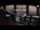 ATN X Sight 4K PRO