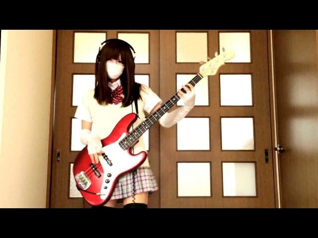 [はるちん]カミサマネジマキのベース弾いてみた-Bass Cover[Haruchin]【HD】