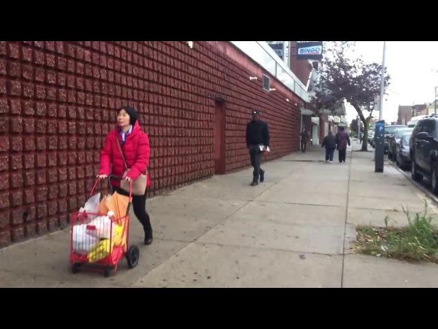 Биометрия в Бруклине — путь к гринкарте через политику