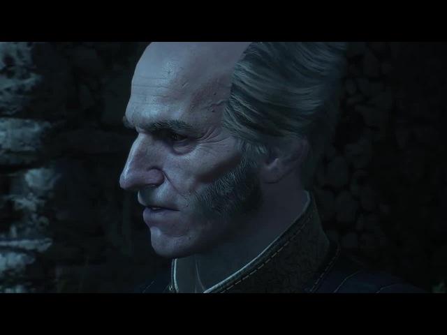 The Witcher 3: Regis