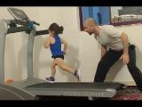 Amazing Kid Treadmill Goal Video Ever 2017